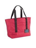 Shopping Bag Média Calvin Klein Jeans Vermelho Escuro - U