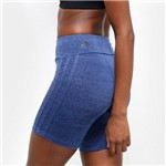 Short/bermuda Adidas Feminina Climalite Azul