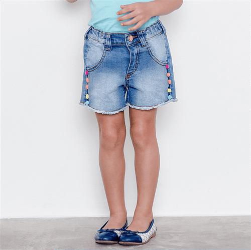 Short Fruta no Palito Jeans/01