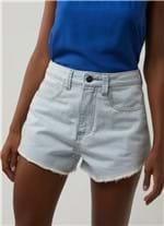 Short Jeans Básico AZUL 40