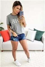 Short Jeans Colcci Boyish - Azul