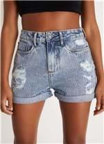 Short Jeans Dobrado Jeans 36