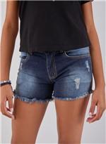 Short Jeans Franja G