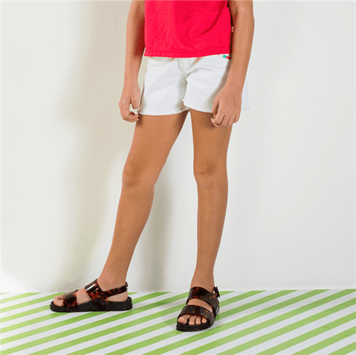 Short Pop Kiss Branco/12