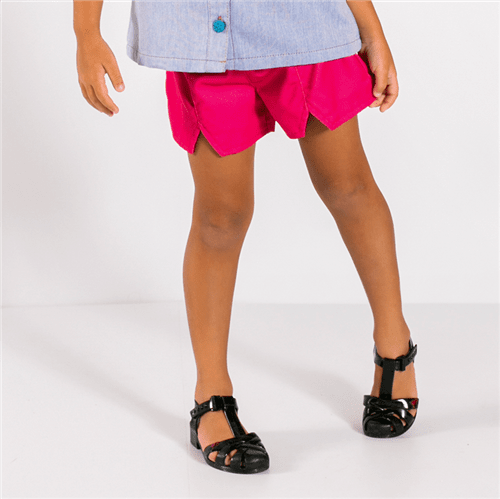 Short Portugal Pink/1 e 2
