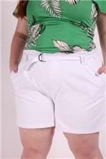 Short´s Clochard com Cinto Branco 54