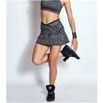 Short Saia Colcci Fitness Estampado 3065700029