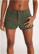 Short Sarja Combat Out 19 Verde Escuro 38