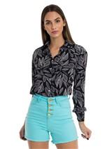 Shorts Cintura Alta Cores