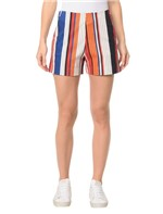 Shorts CKJ Fem Stripes - 34