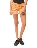 Shorts Color Five Pockets - Mostarda - 34