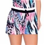 Shorts Estampado com Ribana G
