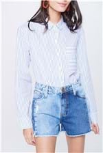 Shorts Jeans Patch