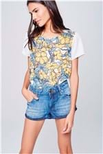 Shorts Jeans Solto