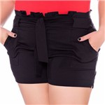 Shorts Laço Plus Size PP