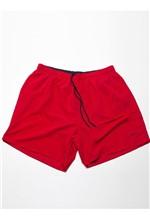 Shorts Tamanho Especial Vermelho-6