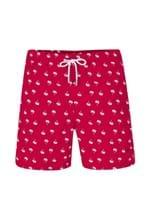 Shorts Vermelho Mykonos P