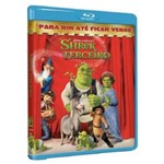 Shrek Terceiro - Blu Ray Filme Infantil