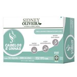 Sidney Oliveira Suplemento Cabelos e Unhas C/ 30 Cápsulas