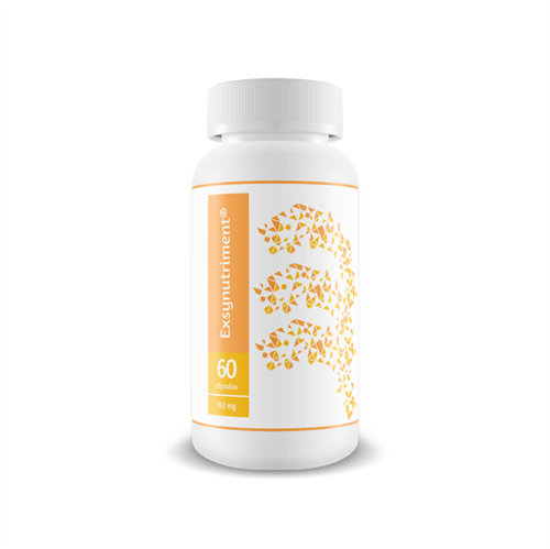 Silício Orgânico Exsynutriment 150 Mg 60 Cápsulas