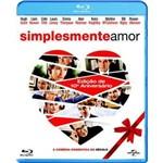 Simplesmente Amor Ediçao Especial 10 Anos Blu-Ray