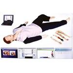 Simulador Avançado para Treinamento de Rcp com Tutoriais para Multimídia - Anatomic - Tgd-4500