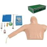 Simulador para Punção Venosa Central e Veia do Braço - Anatomic - Código: Tgd-4069-c