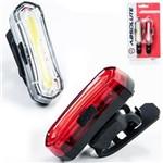 Sinalização para Bicicleta Absolute JY-6055 USB (Par) TOP