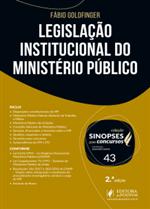 Sinopses para Concursos - V.43 - Legislação MP (2019)