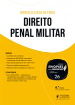 Sinopses para Concursos - V.26 - Direito Penal Militar (2019)