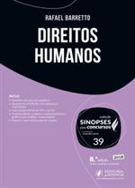 Sinopses para Concursos - V.39 - Direitos Humanos (2018)