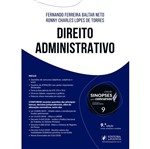 Sinopses para Concursos - Vol 9 - Direito Administrativo - Juspodivm