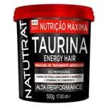 Skafe Natutrat Taurina Energy Hair - Máscara de Tratamento Intensivo 500g
