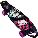 Skate Horripilante Monster High