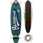 Skate Longboard Bob Burquist #1B Multilaser Verde