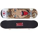 Skate Semi Pro 79x20cm Enferm Mor