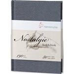 Sketch Book 190g A5 40 Folhas Nostalgie Hahnemuhle