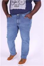 Skinny Confort Cos Interno Plus Size 50
