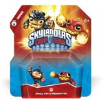 Skylanders Trap Team - Mini 2 Pack - Small Fry e Weeruptor