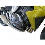 Slider Protetor de Motor Honda Cb 300r Twister Titanium