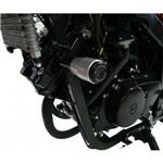 Slider Protetor de Motor Kasinski Comet Gt 650 Preto