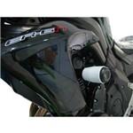 Slider Protetor de Motor Kawasaki Z 750 08.. Preto