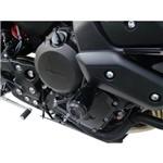 Slider Protetor de Motor Yamaha Xj6n 10/12 Preto