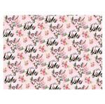Slim Paper Decoupage Litoarte 47,3x33,8 SPL-019 Estampa Love e Rosas