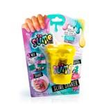 Slime Shaker Amarelo Pastel Surpresa - Fun Divirta-se