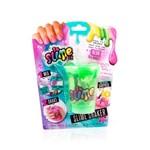 Slime Shaker Neon Verde Claro Surpresa - Fun Divirta-se