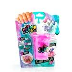 Slime Shaker Rosa Cósmico Surpresa - Fun Divirta-se