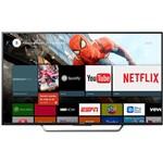 "Smart TV LED 55"" Sony KD55X7005D Ultra HD 4K Android com Conversor Digital Wi-Fi Integrado Motionflow XR 240 X-reality Pro"