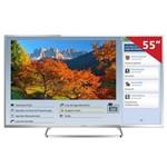 "Smart Tv Led 3d 55"" Tc-55as700b Panasonic, Full HD Hdmi USB, Conversor Digital e Wi-Fi Integrad"