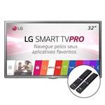 Smart Tv 32 Led Lg 32lj601c.awz HD Hdmi